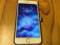 2 weeks old Apple iPhone 6s Plus 16 gb unlocked