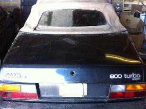3 Saab (1994, convertible - 1992, convertible - 1993, hard top )