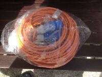 Brand new 25 metre electric hook up leD