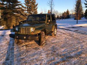 2007 Jeep Wrangler Sahara 2DR