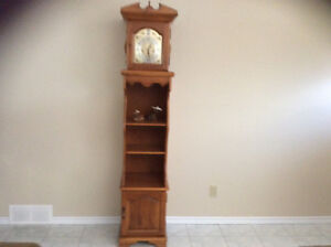 Grandfather clock, Westminster chime