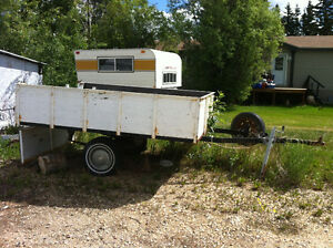 9 Foot Utility Trailer