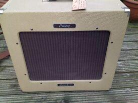 Tweed Peavey Delta Blues 115. All Valve 30Watt Combo. USA Made. Great Used Condition.