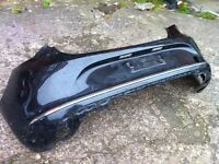 Vauxhall Astra j facelift 2013 2014 2015 genuine rear bumper for sale