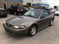 2001 Ford Mustang Convertible 110 KM!