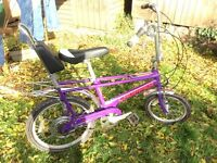 2004 Raleigh Chopper limited edition purple
