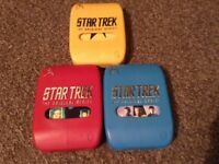 Star Trek DVDs collection