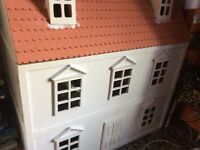 Dolls house, good condition