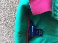 Girls Ralph Lauren polo shirt ages 12-14