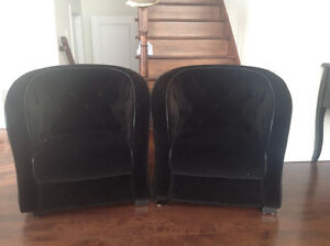 Chaises d'appoint/ Arm chairs