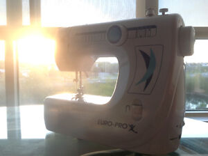 Euro Pro 464xc Sewing Machine looking for new home