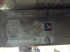 Oil Heat Tank