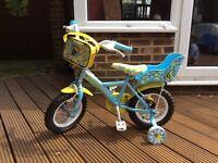 Apollo kids bike 12 inch