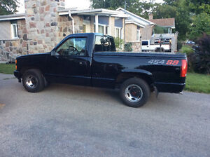 454 SS chevy truck