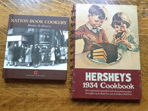 Ration Book Cookery Recipes and History
