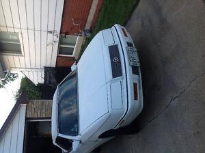1992 Chrysler Lebaron Coupe (2 door)