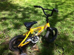 vélo norco pour jeune enfant