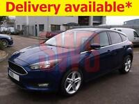 2015 Ford Focus Zetec TDCi 1.5 EX LEASE