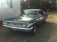1964 GALAXIE CUSTOM 500- REDUCED FROM $4500! LOTS SPARE PARTS!
