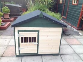 New build large kennel