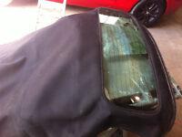 toile pour toit de camaro convertible 2013 usagé