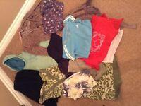 Bundle of size 12 women's clothes - mainly fat face