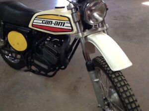 Moto can am tnt 175 cc