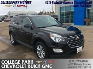 2016 Chevrolet Equinox LT  AWD - Sunroof - REAR Camera - Remote
