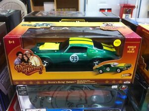 COOTERS CAMARO DIECAST--DUKES OF HAZZARD--NEW---