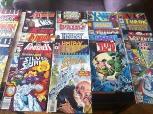 31 Assorted Comic Books
