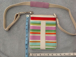 COACH Multi-Stripe Hamptons Xbody