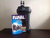 Fluval 405 external pump