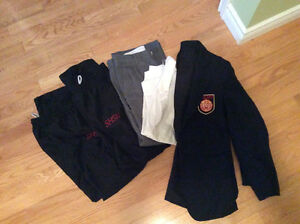 Sacred Heart Fountain Academy School Uniform