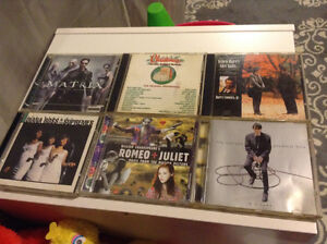 Music CD's Collection 3