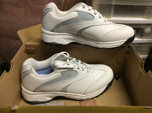 NEW Golf Shoes Ladies Dr Scholls Doris 7W