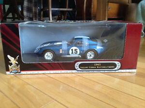 Shelby Daytona Cobra Coupe 1/18 die-cast