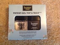 Butter London Top & Tails Gel Nail Varnish