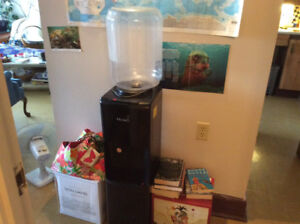 Spring Water cooler, stand up, electric, hot , cold