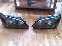 Lexus is200 headlight head light lamp pair 98-05 breaking spares is 200 can post