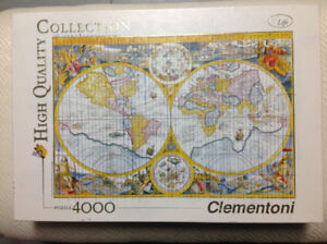Clementoni Puzzle 4000 -   High Quality Collection - Life