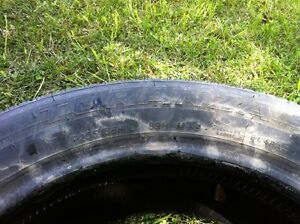 """16 """" tires for sale (4) 205 55 16 Strathcona County Edmonton Area image 2"""