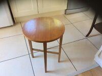 Retro teak table