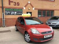 2006 55 FORD FIESTA 1.2 STYLE 16V 3D 78 BHP