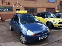 2005 55 FORD KA 1.3 COLLECTION 3D 69 BHP
