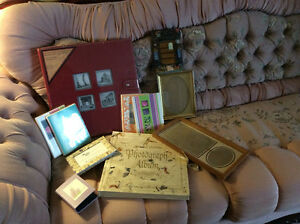 Photo Albums/Frames Assortment