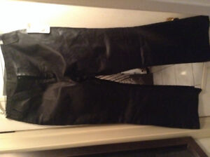 Leather pants new