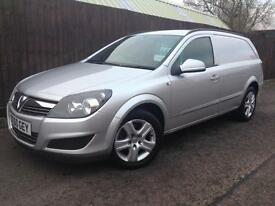 Vauxhall Astra Sportive Van Crew Cab 1.7CDTi 16v Sportive 5 Seater