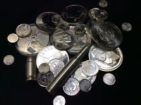 Silver Bullion Available @ The Coin Booth