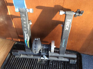 Tacx cycletrack magnetic indoor trainer
