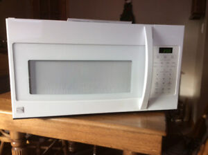 OVER THE RANGE MICROWAVE-FOR SALE